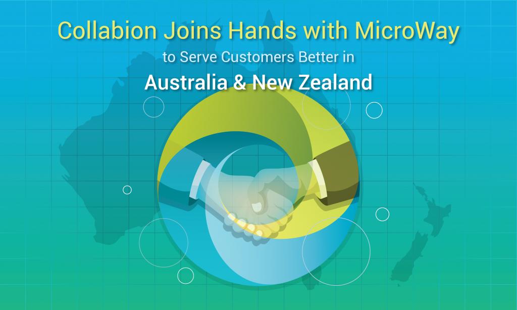 Collabion - MicroWay Partnership
